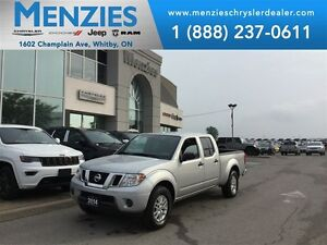 2014 Nissan Frontier SV, 4x4 Bluetooth, Sirius, Clean Carproof