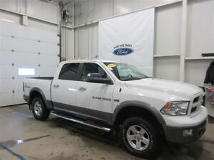 2012 Ram 1500 OUTDOORSMAN, ONLY 28,000 KMS