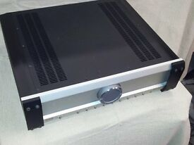 Musical Fidelity A1008 Integrated Amplifier. Superbe High End Audio