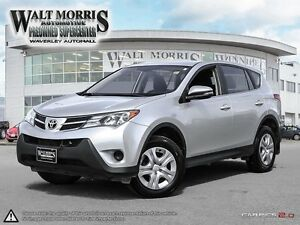 2015 Toyota RAV4 LE - AWD, BLUETOOTH