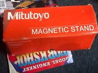 *** Mitutoyo Magnetic Stand *** £55