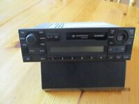 volkswagen golf mk4 radio/cassette. and seperate cd player