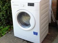 Beko washing machine in excellent condition and perfect working order. Serviced by Currys anualy