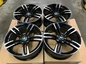 "19"" Staggered BMW M3/M4 Style Wheels"