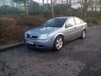 Vauxhall Vectra 2.0 Dti Low Warranted Mileage Full Service History Looks And Drives Like New car