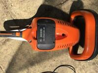 Stihl fsa 86 cordless hedge trimmer with charger and AP180 BATTERy