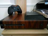Custom Xbox One & games and Kinect