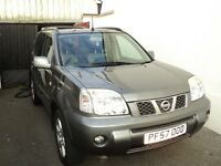 Nissan x-Trail 2008 4x4 Columbia 2.5 with gas -lpg conversion