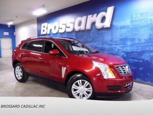 2016 Cadillac SRX MAGS. CUIR. CAMERA. REGULATEUR VITESSE. BOSE