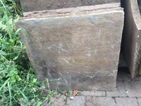 old indian sandstone