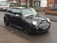 MINI COOPER S 1.6 04 REG FULL SERVICE HISTORY ALL INVOICE 3 X KEY'S DRIVE'S GOOD ANY P/X WELCOME