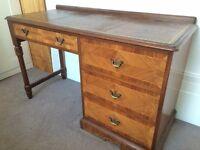 Vintage Writing Desk - Good Condition Antique