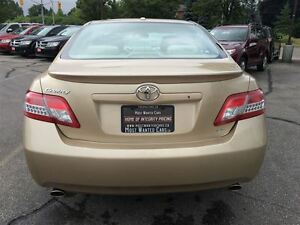 2010 Toyota Camry LE | 3.0L V6 | NO ACCIDENTS | REMOTE STARTER Kitchener / Waterloo Kitchener Area image 5