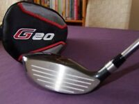 Ping G20 3 wood (as new condition)