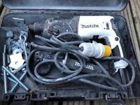 Job lot power tools 110v makita/ hitachi /dewalt