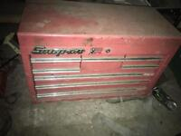 Snap-on top box