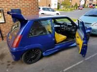 Renault 5 gt turbo full Carisma bodykit