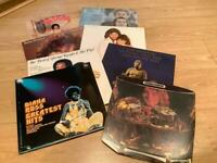 RECORDS, VARIOUS VINTAGE LP'S FROM 1960's 1970's &1980's