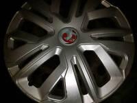 "Vauxhall Insignia 16"" 205/60R16 92H Steel Wheel Set (4 Wheels + Tyres + Cup)"