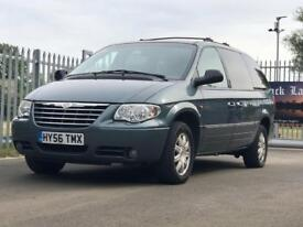 Chrysler Grand voyager petrol auto fully loaded