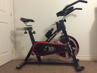 Rev Xtreme cycle S1000. spin bike hardly used good condition, buyer to collect.