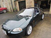 Rare 1995 Honda CRX