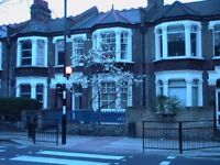 Beautiful two bedroom Victorian flat with garden