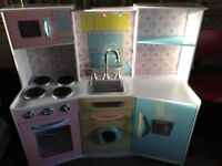 Kidcraft toy kitchen £45