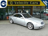2000 Mercedes-Benz CL-Class CLEAN 2-YEAR WARRANTY 106 KMs