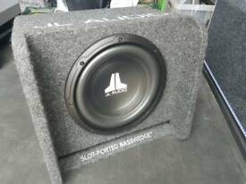 "AJL Audio 10"" Subwoofer"