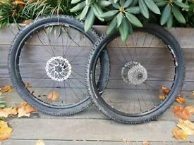 Mavic 26inch wheels (bike parts)
