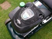 Wanted - Self propelled lawnmower mower Honda Hayter
