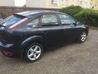 FORD FOCUS 2009 1.6 5DR FULL YEAR MOT EXCELLENT CONDITION