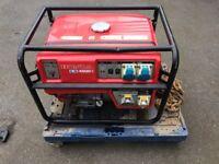 Honda generator 4500