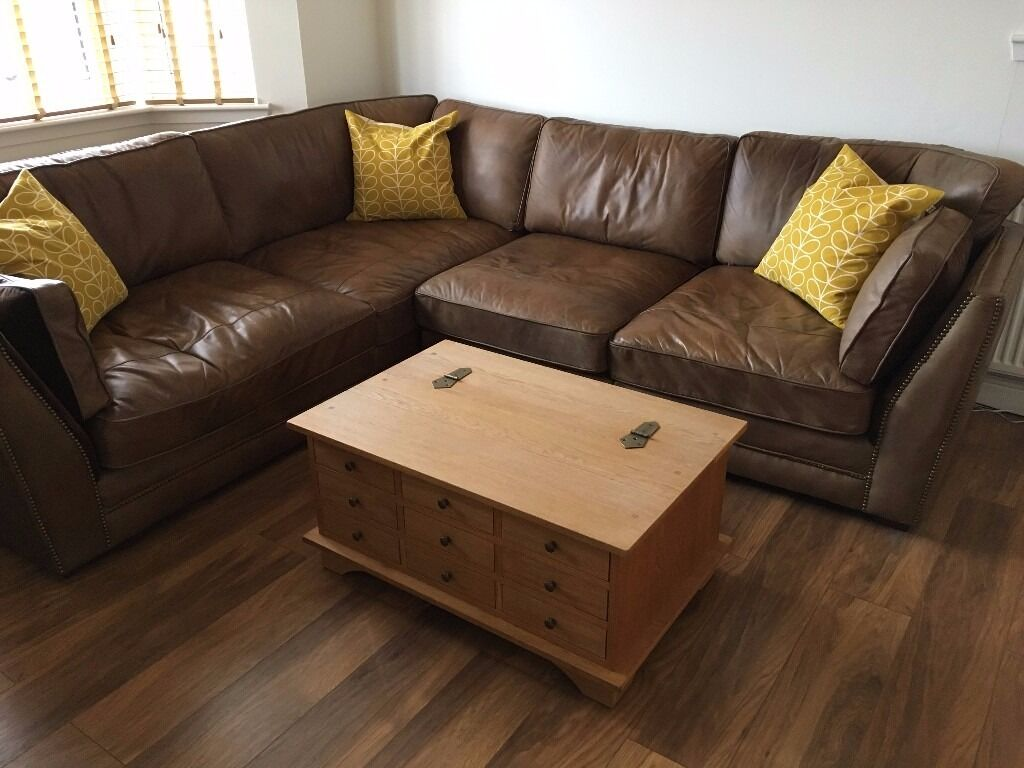 laura ashley - garrat honey, 9 drawer small coffee table | in