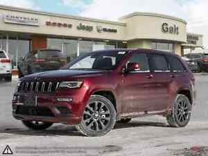 2019 Jeep Grand Cherokee HIGH ALTITUDE 4X4   LEATHER TOW GRP APP