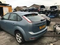 2008 FORD FOCUS ZETEC (MANUAL PETROL)