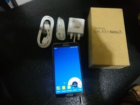 Samsung Galaxy Note 3 32GB 4G Black - Unlocked - Boxed