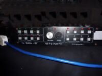 ORION 'THE MANAGER' LIGHTING CONTROLLER