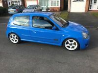 2004 Renault Clio 182 Racing Blue - Road Legal Track For Sale px/swap considered