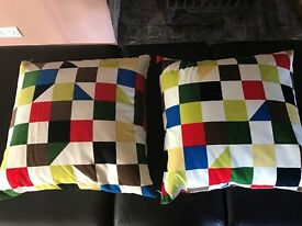 IKEA Multicolour Stylish Cushions