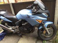 Honda CBF600 low mileage