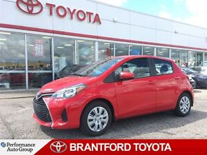 2015 Toyota Yaris LE, 16025 Km's!, Off Lease, Hatch Back