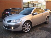 RENAULT MEGANE 1.6 HARDTOP CONVERTIBLE CABRIOLET **** £950 ONLY **** 3 DOOR COUPE