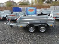New trailer 8.2 x 4.3 with braked trailer 2700kg £ 1600 INC VAT