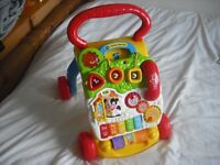 vtech baby walker for sale