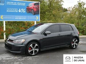 2015 Volkswagen GTI GTI Performance bluetooth sieges chauffant c