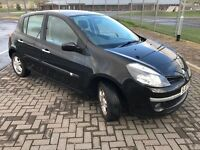 Renault Clio dynamique 1.4 Very Low mileage 2007 (New Shape) open to offers ....