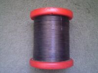 COPPER RESISTANCE WIRE 36SWG 0080""