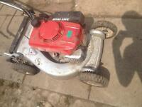 Honda hr 194/ petrol lawnmower